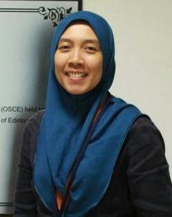 Professor Dayang Aziz